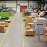 Adquisición de 3 máquinas de inyección Wittmann-Battenfeld